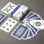Cartes à jouer 54 cartes grimaud origine bleu