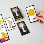 Cartes de cartomancie Oracle Gé