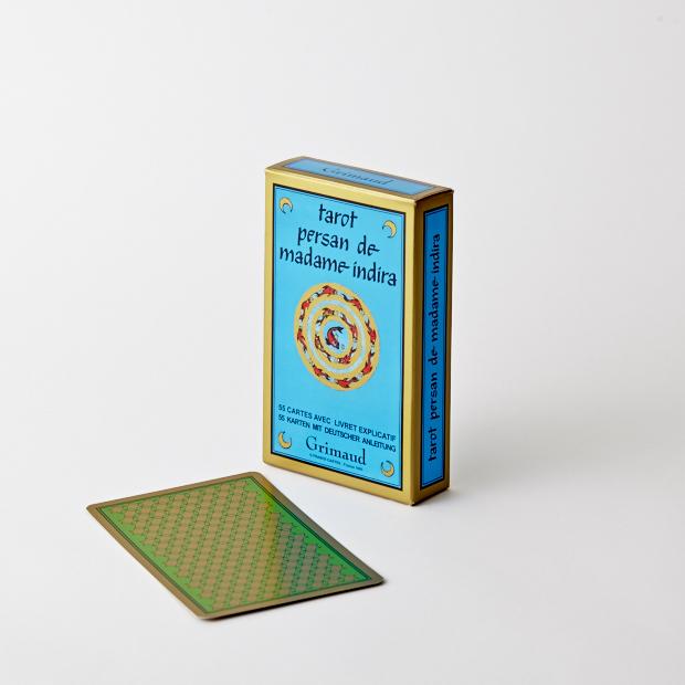 Jeu de cartomancie tarot persian
