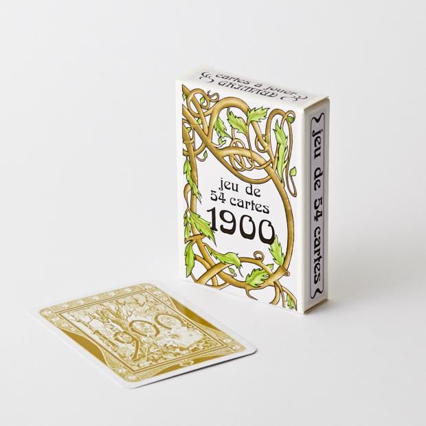 Jeu historique 1900