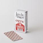 Cartes à jouer optic tarot