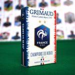 Jeu édition spéciale FFF Champions du Monde