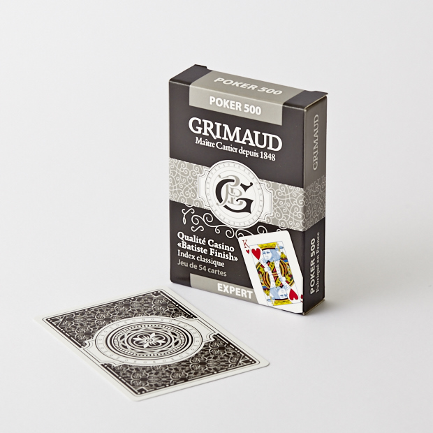 jeu-de-poker-500-argent-grimaud-expert-cartes-a-jouer