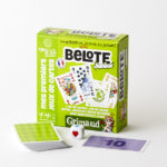 Coffret grimaud junior belote