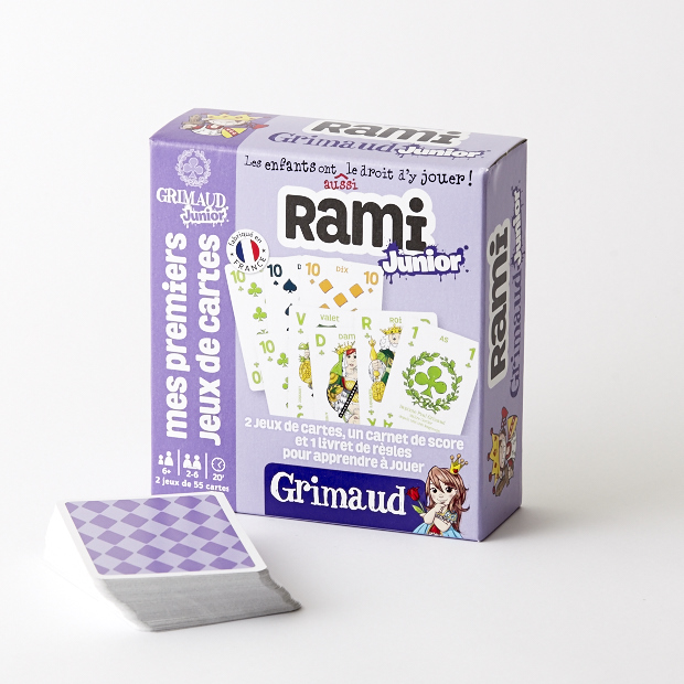 Coffret grimaud Junior Rami