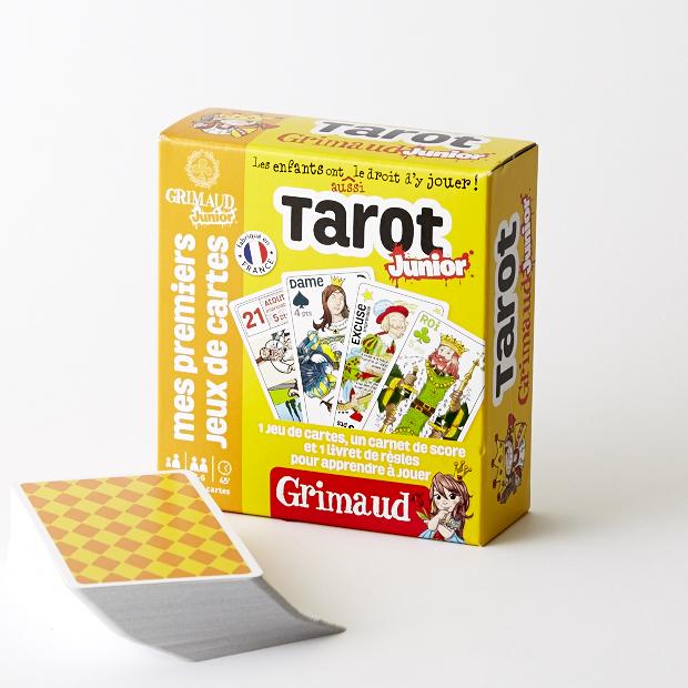 Jeu Grimaud Junior Tarot