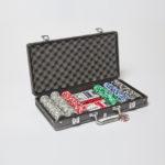 Malette de poker Grimaud 300 jetons