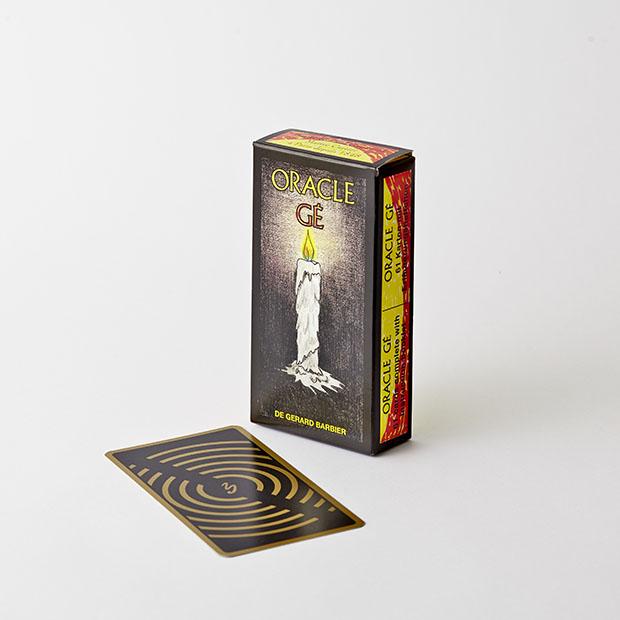 jeu de cartomancie Oracle Gé de Grimaud