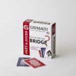 Coffret Grimaud prêt-à-jouer bridge