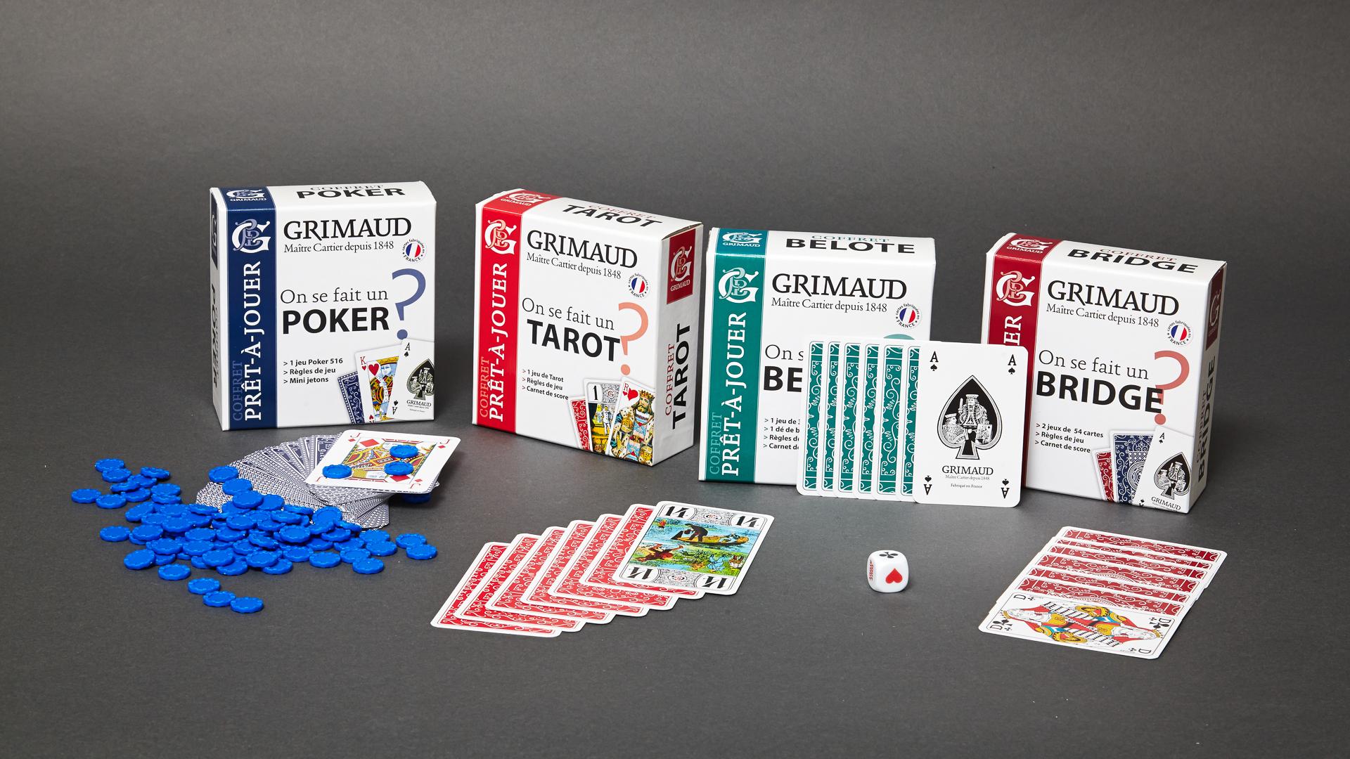 Jeux Grimaud Prêt-à-Jouer